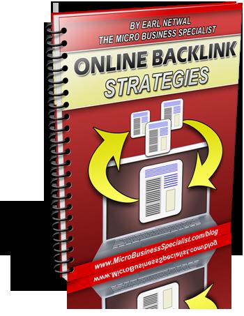 Online Backlink Strategies